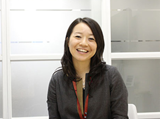 Product Sales and Planning Joined Oak Lawn Marketing in 2006 Tomomi Sakazaki