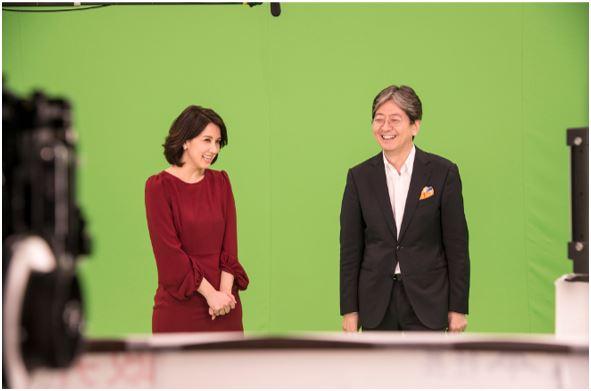 インフォマーシャル撮影風景.JPG